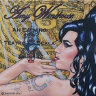 Amy Winehouse-An Evening At The Teatro Alla Scala, 2012, Acryl/Leinwand/Karton, 60x60cm