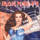 Iron Maiden And Celine Dion- Songs In E6, 2012, Acryl/Leinwand/Karton, 60x60cm