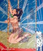Miss Sugar Pop, 2004, Acryl/Leinwand, 165x140cm